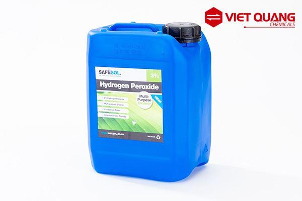 Hydrogen peroxide là chất gì - H2O2 dùng để làm gì