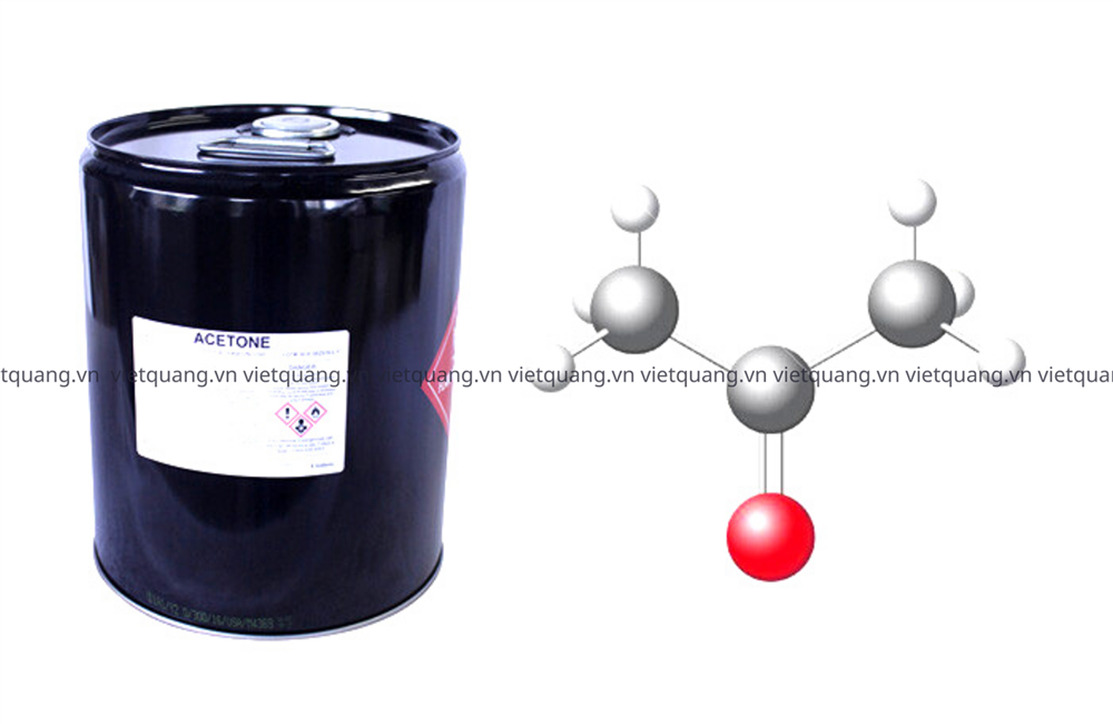 Acetone là gì? Ứng dụng của dung môi Acetone trong ngành công nghiệp tẩy rửa
