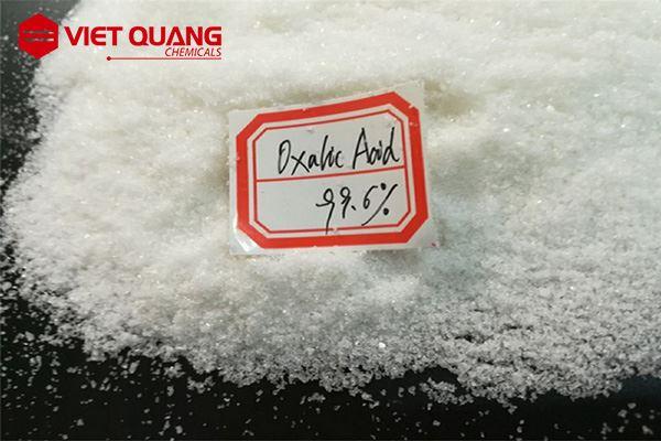 Axit Oxalic là gì và một số điều thú vị về hoá chất này