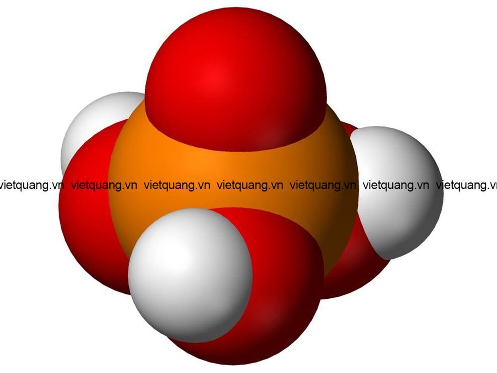 Axit photphoric và cách xử lý khi gặp nạn bởi axit photphoric