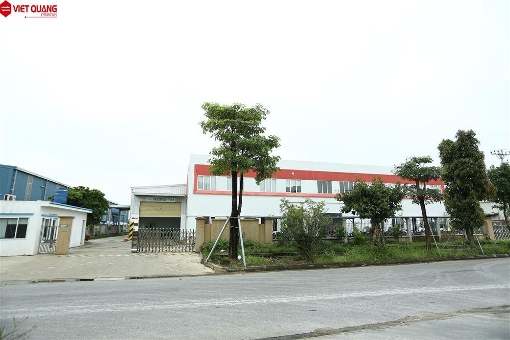 Công ty Hóa chất Việt Quang - Uy tín tạo nên thương hiệu