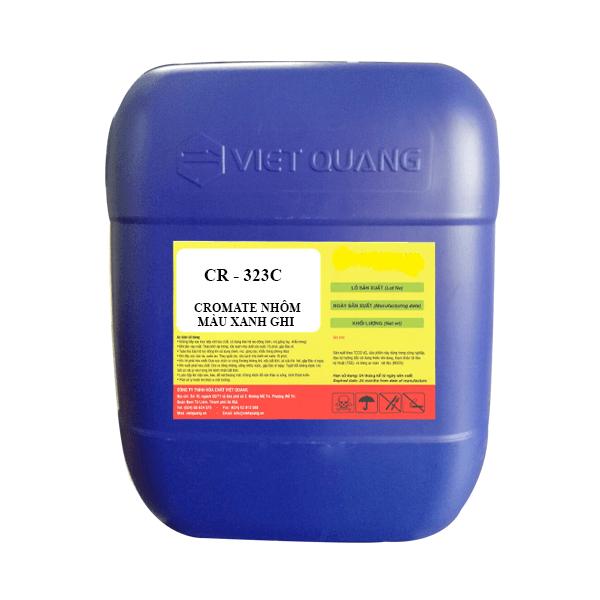 Hóa chất cromate nhôm màu xám xanh CR-323C