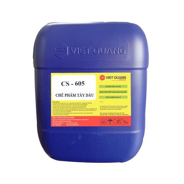 Hóa chất tẩy dầu dung môi CS-605