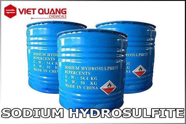 Natri hidrosunfit Na2S2O4 - Mua hóa chất tẩy đường giá tốt