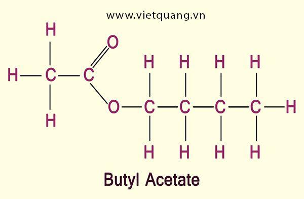 Butyl axetat là gì? 5 điều cần biết về hoá chất Butyl acetate