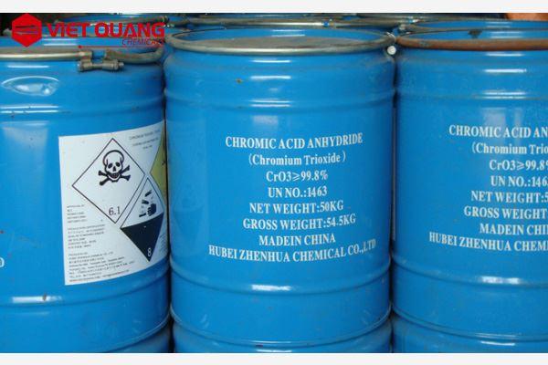 Axit cromic (Acid chromic) có những ứng dụng nổi bật gì