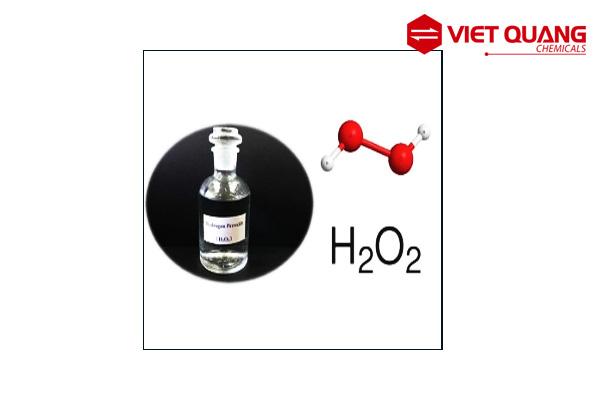 Hydrogen Peroxide là chất gì - Phản ứng oxi hoá của H2O2
