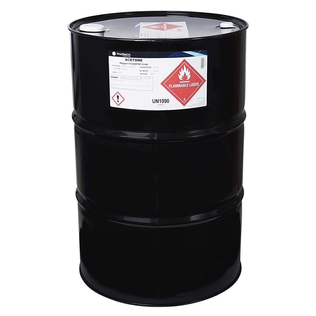 Dung môi công nghiệp Acetone