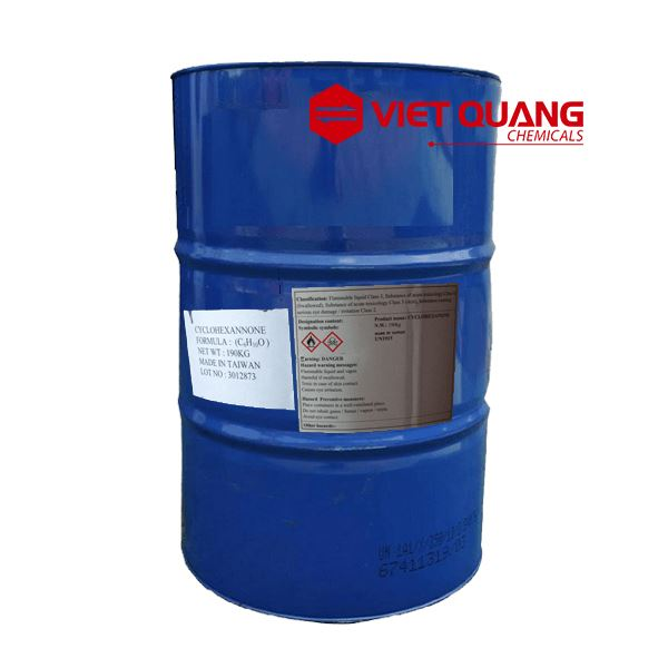 Dung môi công nghiệp Cyclohexanone