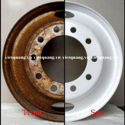 Phân loại Hóa chất tẩy dầu mỡ công nghiệp. Các phương pháp tẩy dầu mỡ trên kim loại