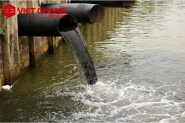 Xử lý nước bằng Cloramin B dùng trong những trường hợp nào