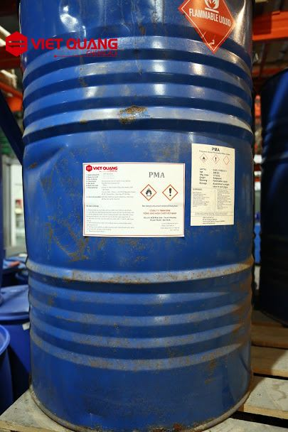 Dung môi Propyleneglycol monomethyl ether acetate, PMA