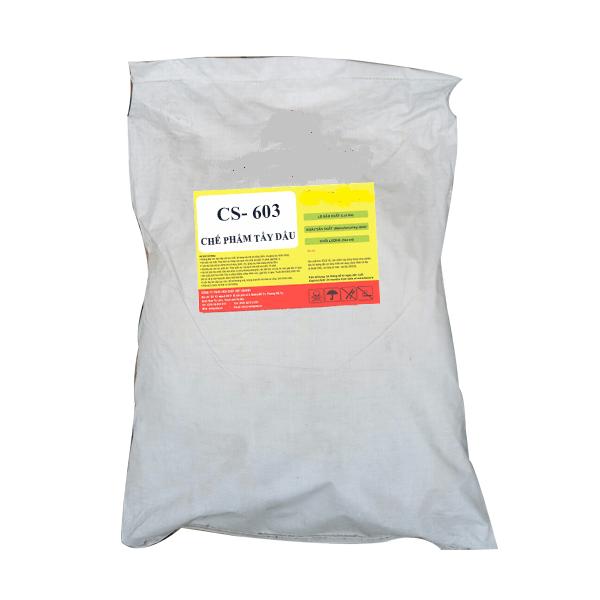 Hóa chất tẩy dầu siêu âm CS-603